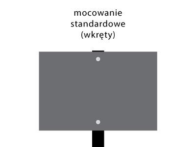 Mocowanie Standardowe